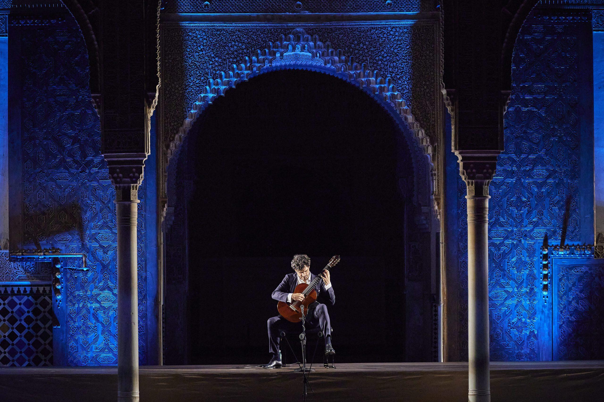 Crítica: Una guitarra en la noche. Pablo Sáinz-Villegas en el 70º Festival de Granada