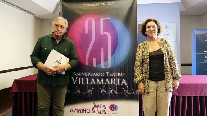 El Teatro Villamarta presenta la programación de su 25 aniversario