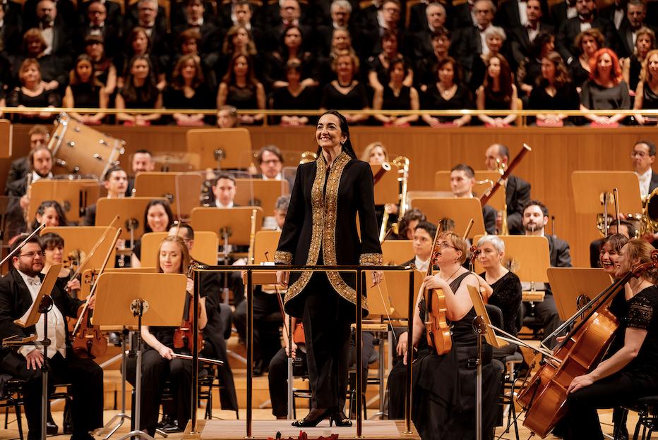 El Palau de la Música de Catalana celebra el centenario del estreno en España de la Pasión según San Mateo de Bach
