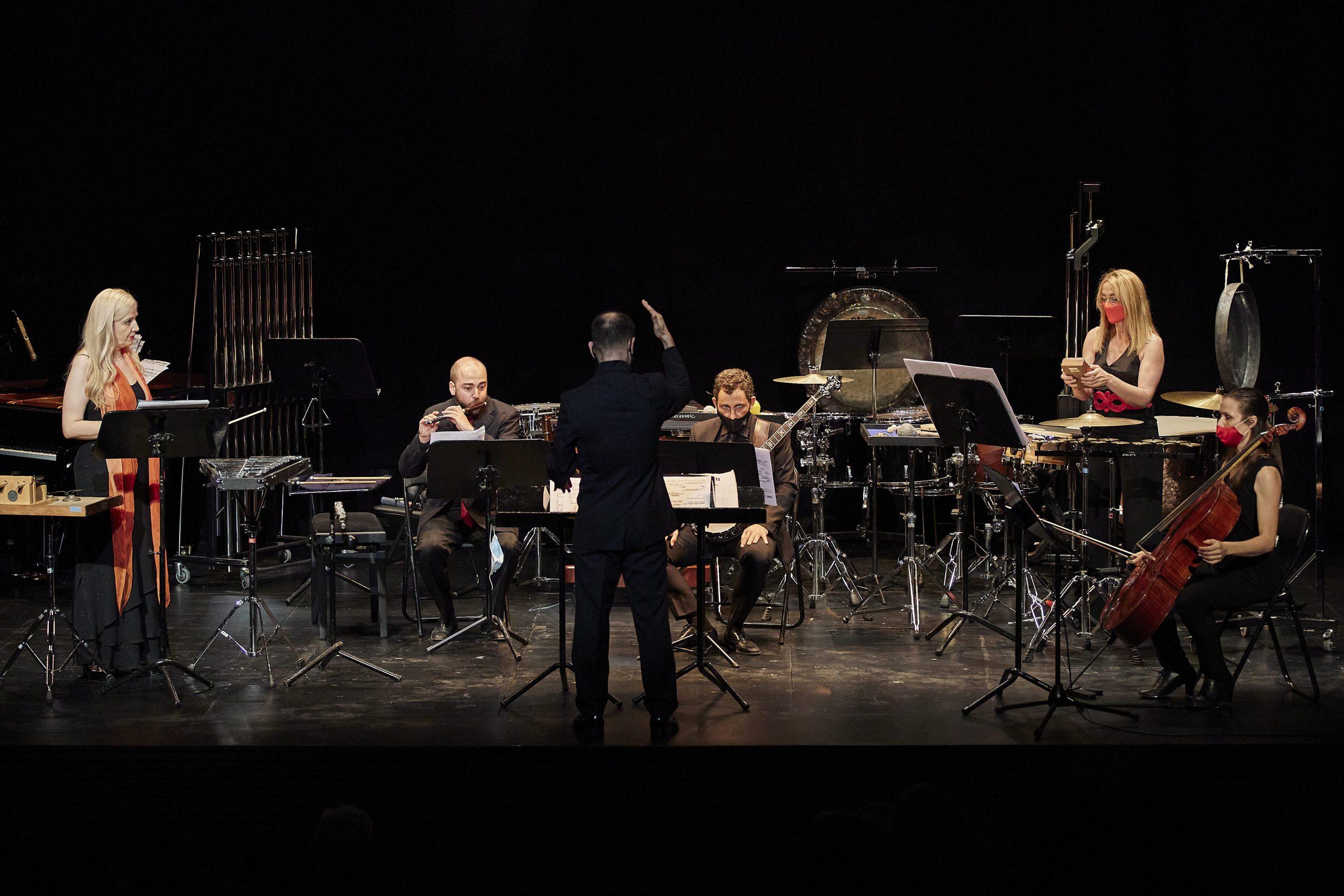 Crítica: El misterio de lo primordial. Crumb-Lorca Project del Festival de Granada