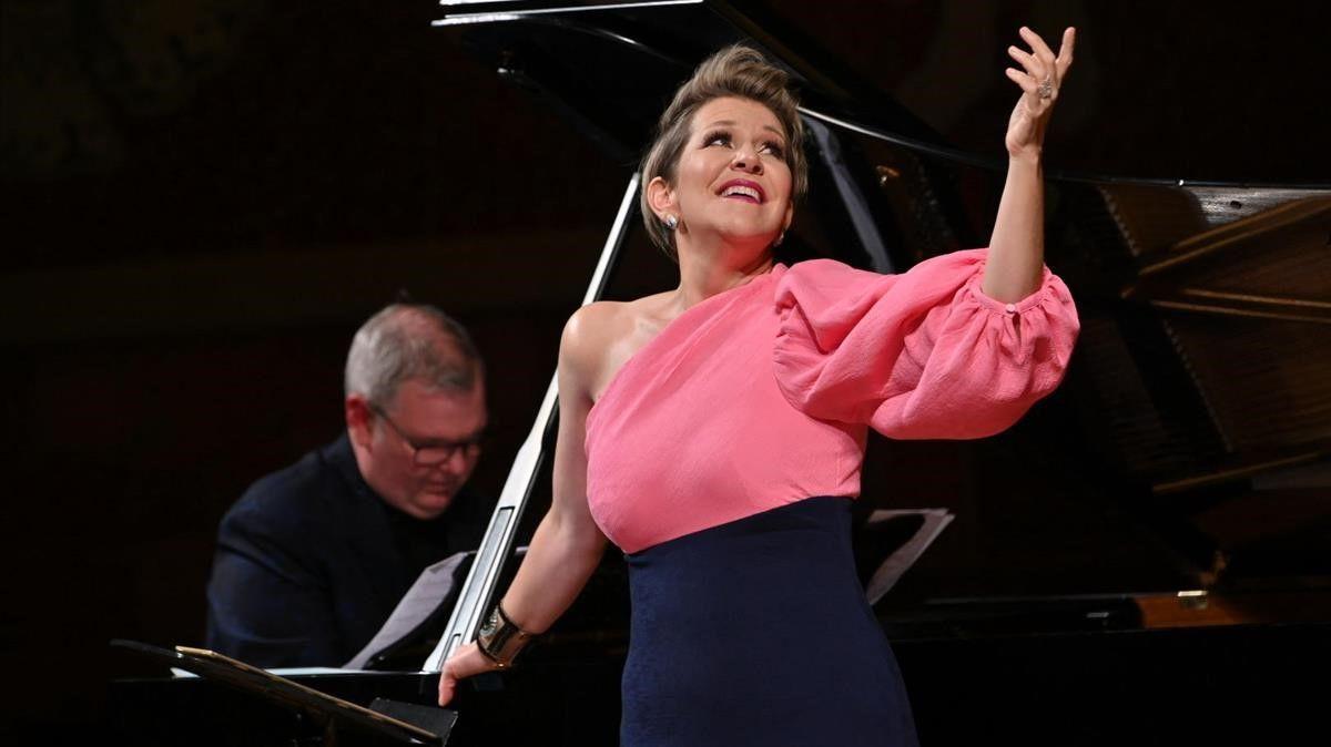 Joyce DiDonato inaugura el ciclo del Lied del Palau de Les Arts