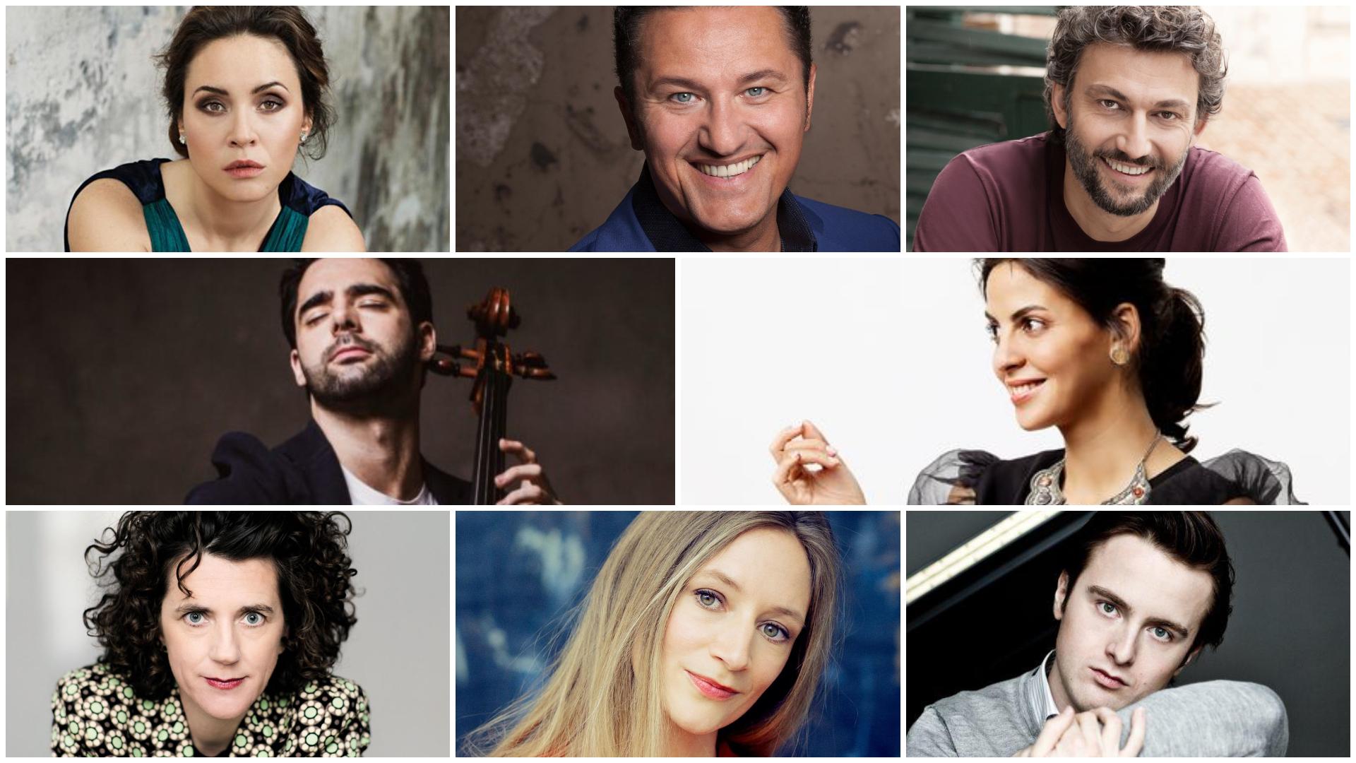 Opus Klassik anuncia los ganadores de la edición de 2021