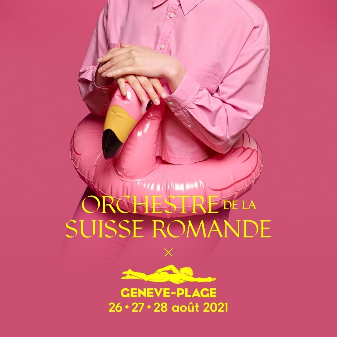 La Orquesta de la Suisse Romande vuelve al aire libre