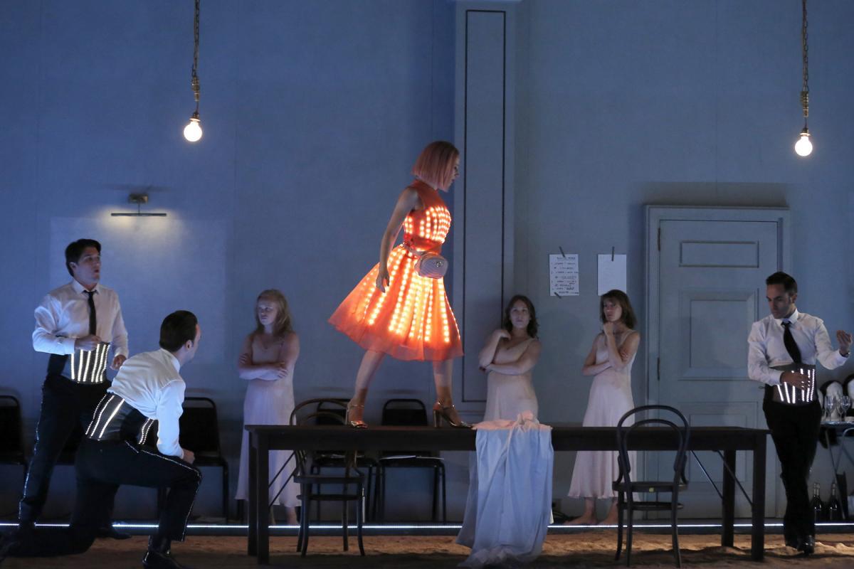 El Teatro del Liceu abre la temporada de su 175º aniversario con 'Ariadne auf Naxos'