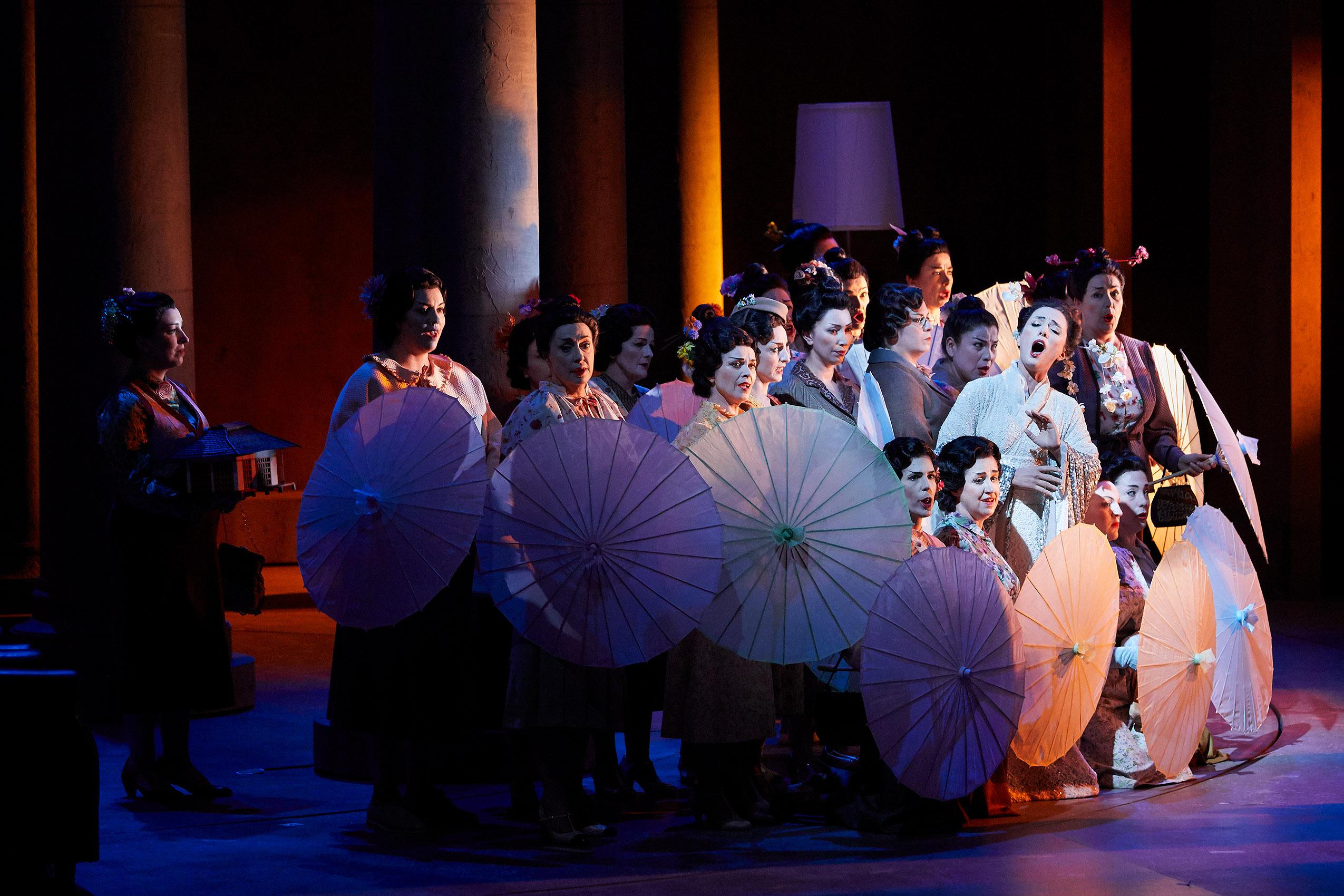 El Teatro de la Maestranza inaugura la nueva temporada con la ópera Madama Butterfly
