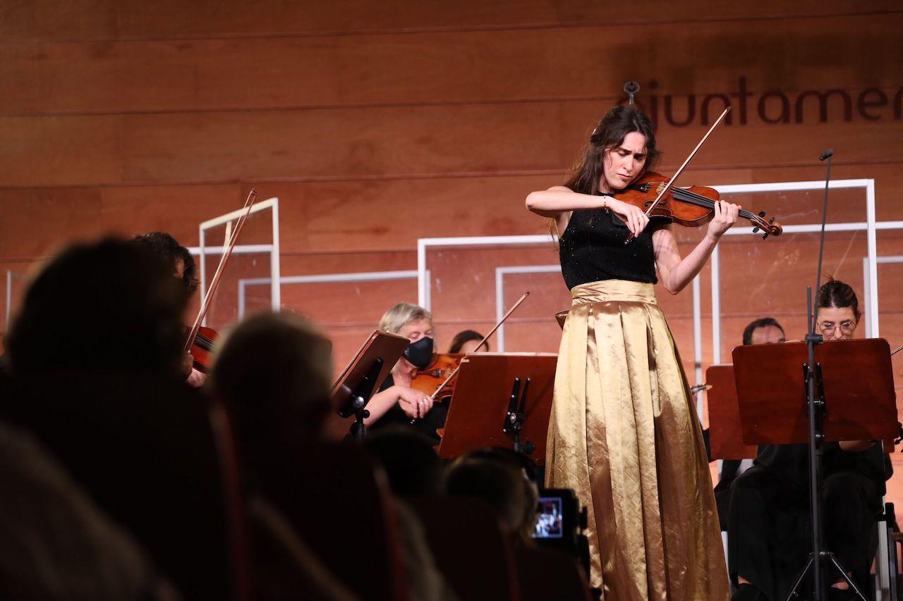 Crítica: La violinista Alexis Hatch arrasa en la final del Concurso CullerArts