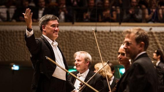 Joshua Bell y la NDR Elbphilharmonie de Hamburgo en la inauguración de temporada de Ibermúsica