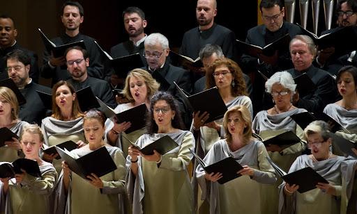 Coro Nacional de España: a pleno pulmón