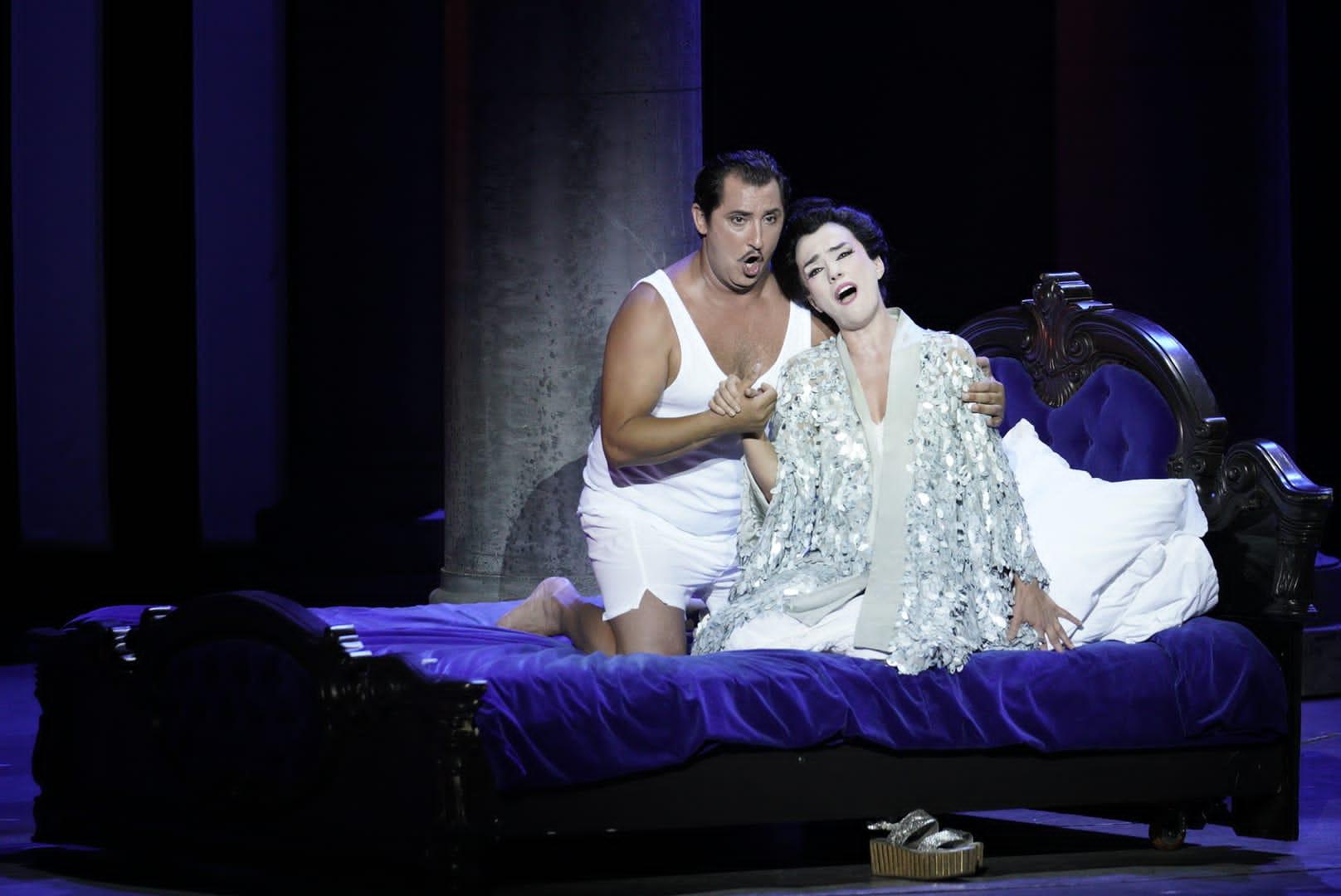 Crítica: Madama Butterfly en Sevilla. Mariposa atómica