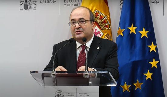 El Ministerio de Cultura transfiere a las Comunidades Autónomas 22 millones de euros para la modernización de infraestructuras escénicas y musicales