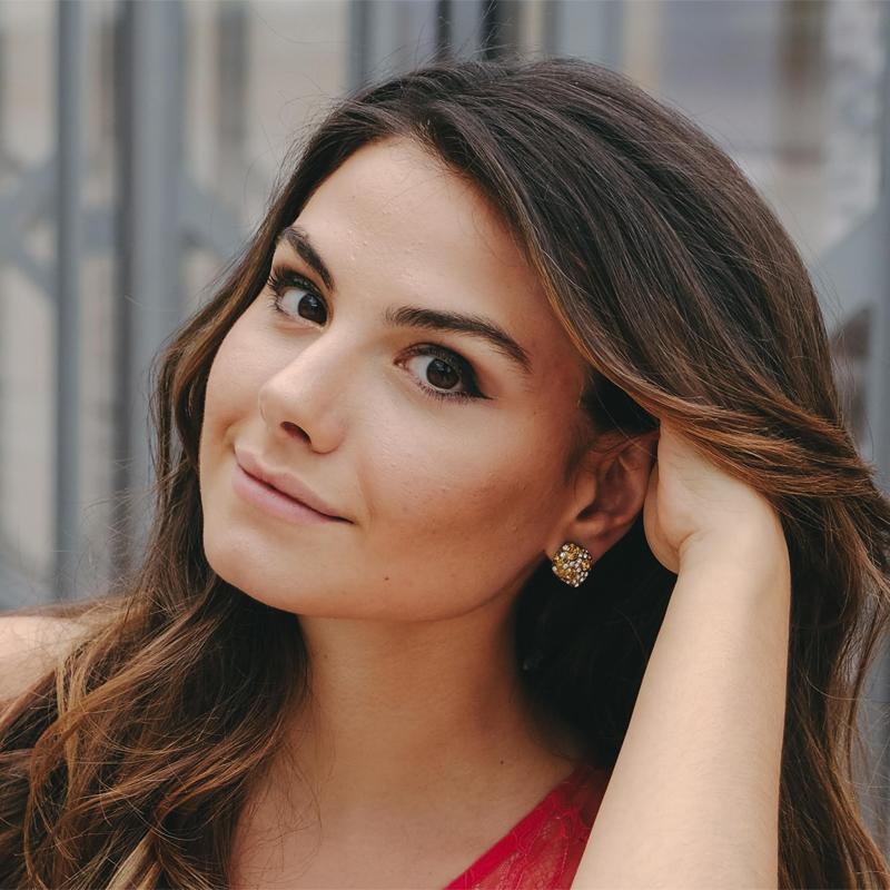 Serena Sáenz, Primer Premio en el XVI Concurso Internacional de Canto Montserrat Caballé