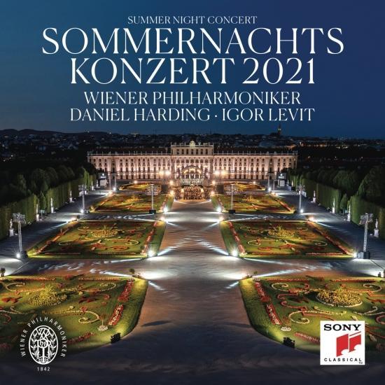 Reseña cd: Sommernachts Konzert 2021, Harding y Levit.